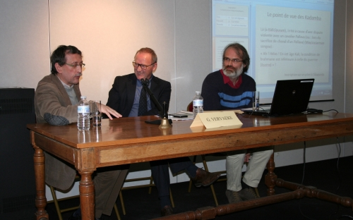 Discussion - Traditional Wisdom and Political Expression - International Conference © RAOS