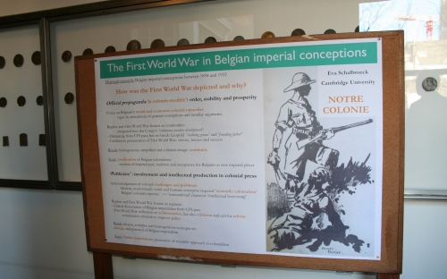 The Belgian Congo between the Two World Wars © RAOS