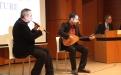 Muzikale Intermezzi / Intermèdes musicaux, Hovanissian Vardan (Duduk) and Gultekin, Emre (Saz) © RAOS